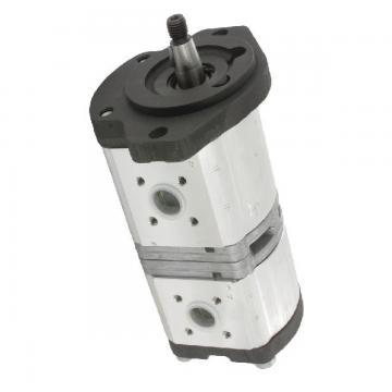 Rexroth Hydronorma Huile Hydraulique Moteur de Pompe 1PV2V3-42/25RA01MC63
