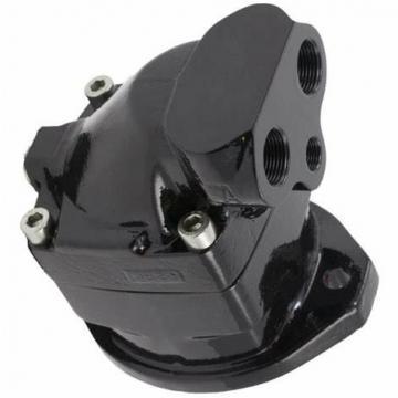 Véritable Neuf Parker / Jcb Double Pompe Hydraulique 20/925578 33+ 23cc / Rev À