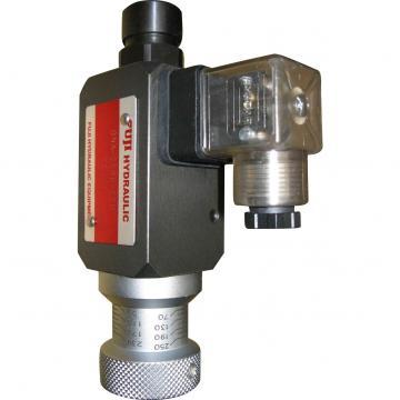 Manomètre hydraulique contrôle de pression manomètre glycérine Ø63 0-250 BAR