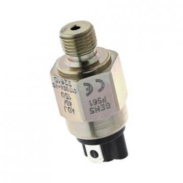 Manomètre hydraulique contrôle de pression manomètre glycérine Ø63 0-1 BAR