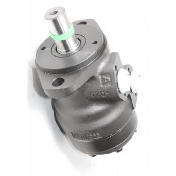 Hydraulique Régulateur de débit avec excès à réservoir flangeable sur Danfoss Moteur OMP