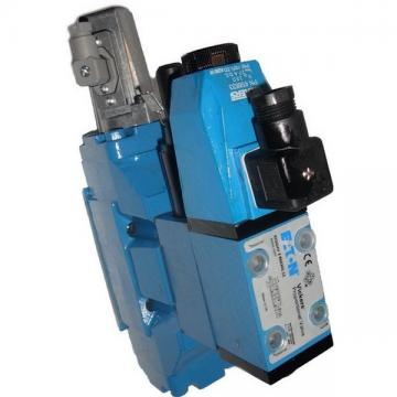 """Distributeur hydraulique à 3 éléments double effet 3/8"""" (H Basic)"""