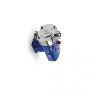 Distributeur hydraulique 40L/min, 5 éléments 2 joysticks Vannes double effet