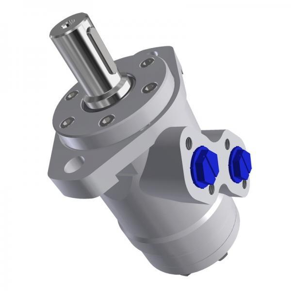 Daikin Hydraulique Moteur de Pompe Unit,# Sdm 174-2v2-2-20-069,W/ Vannes,Utilisé #1 image