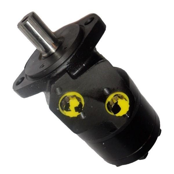 Hydraulique Moteur 333 Cc / Rev 4-hole, 50mm Parallèle à Clé Arbre #2 image