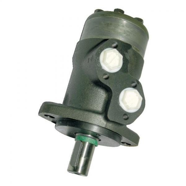 M + S MP moteur hydraulique 32 To 400cc, 25 mm arbre (Danfoss OMP/Adan VMP) #2 image