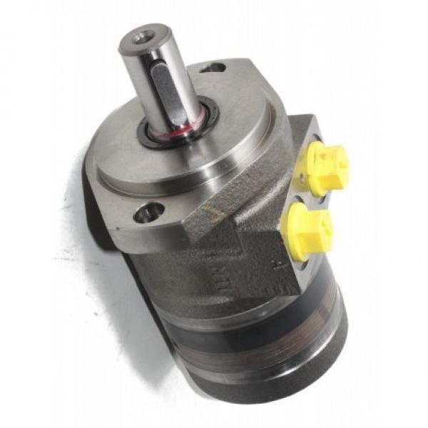 Daikin Hydraulique Moteur de Pompe Unit,# Sdm 174-2v2-2-20-069,W/ Vannes,Utilisé #2 image