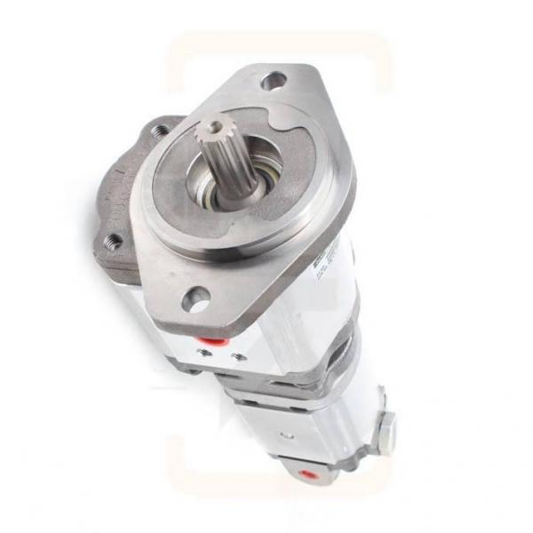 Genuine New PARKER/JCB Twin pompe hydraulique 332/F9029 36 + 26cc/rev MADE in EU #1 image