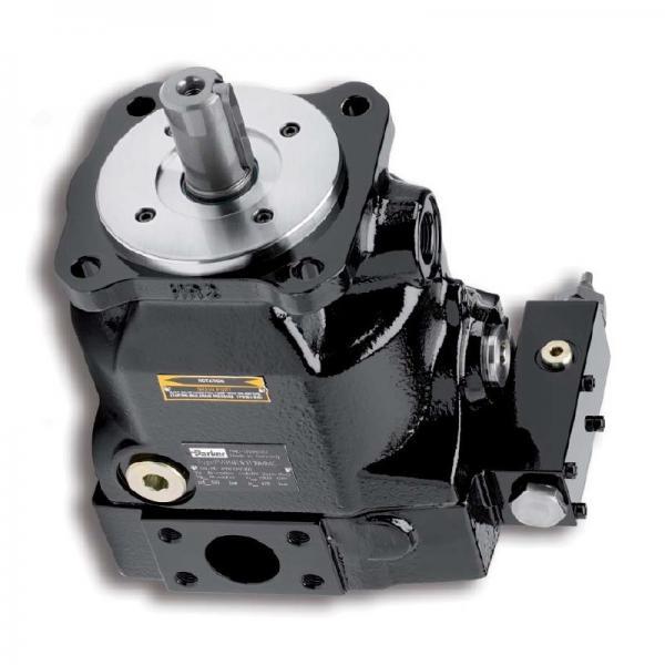 Genuine PARKER/JCB 214 Twin pompe hydraulique 20/925586 29 + 23cc/rev MADE in EU #1 image
