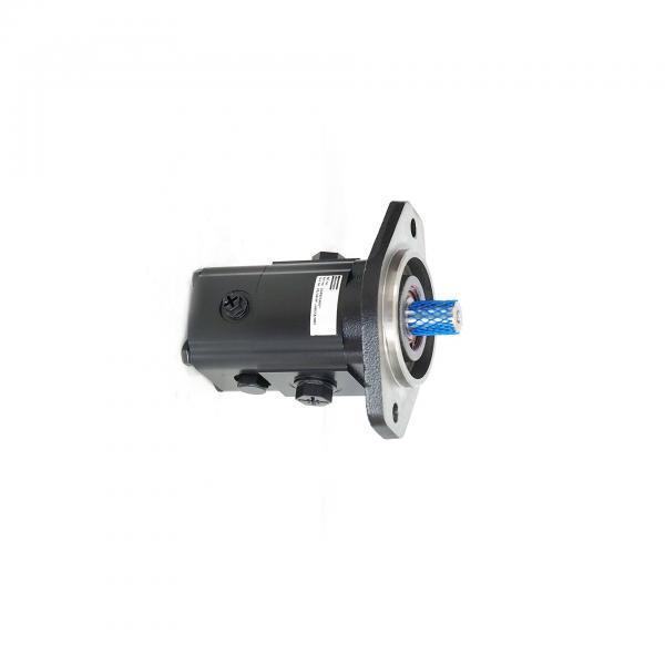 Genuine PARKER/JCB 3CX double pompe hydraulique 20/925339 36 + 26cc/rev MADE in EU #1 image