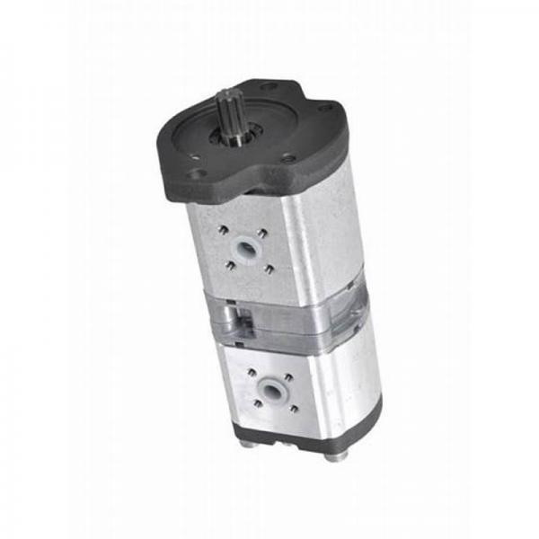 Groupe Hydraulique Pompe Hydraulique Mannesmann Rexroth 60L 70 Espèces #3 image