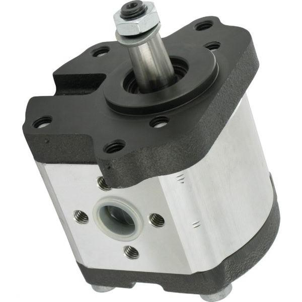 Rexroth - 120 Espèces Groupe Hydraulique Pompe - ABSKG-60AL9/VGF2-016/132S #1 image