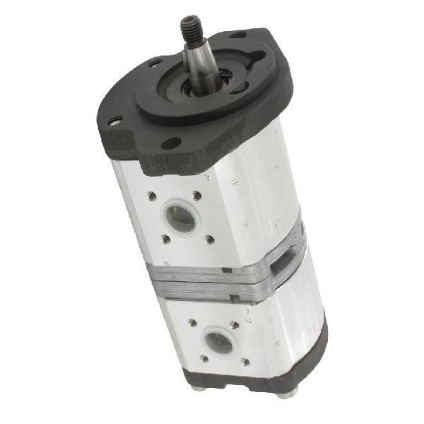 Rexroth - 120 Espèces Groupe Hydraulique Pompe - ABSKG-60AL9/VGF2-016/132S #2 image