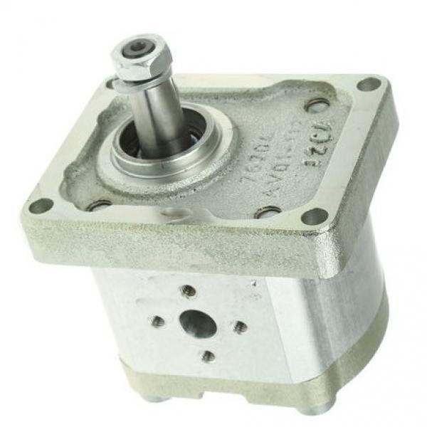 Rexroth - 120 Espèces Groupe Hydraulique Pompe - ABSKG-60AL9/VGF2-016/132S #3 image