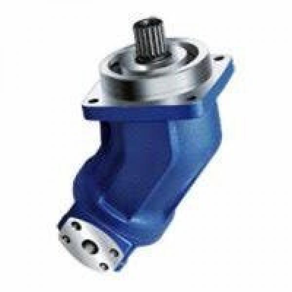 Rexroth Hydraulique Aube Pompe Pv7-20/20-20ra01ma0-10, W 2.2/2.8 Kw 230/460v #3 image