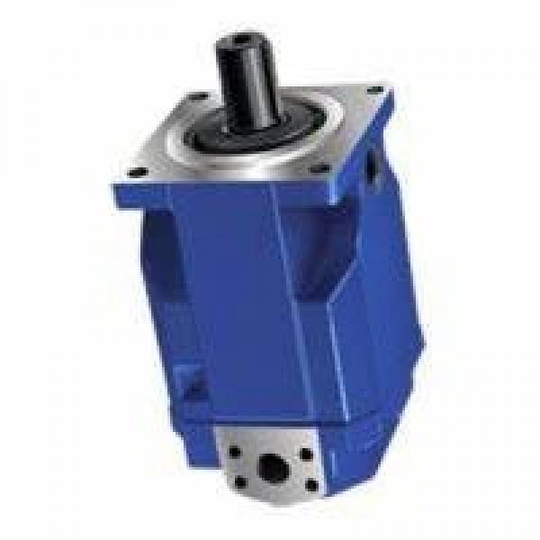 Rexroth - 165 Espèces Groupe Hydraulique Pompe - ABSKG-60AL9/VGF2-016/132M #3 image