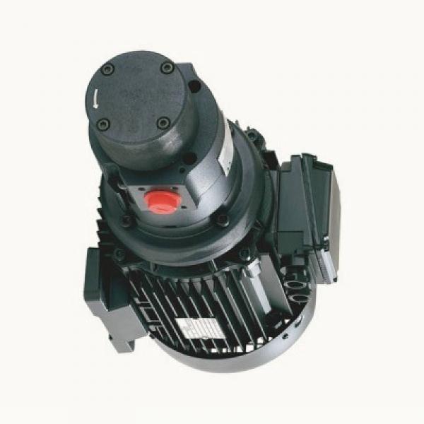 Véritable Neuf Parker / Jcb Double Pompe Hydraulique 332/F9032 Fabriqué En Eu #3 image
