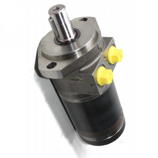Twin JCB Pompe hydraulique pour JCB 3CX Gris CAB 919/71400, 919/71500, 919/71700 #3 image