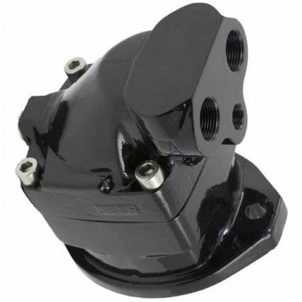 Genuine PARKER/JCB 3CX double pompe hydraulique 20/925578 33 + 23cc/rev MADE in EU #2 image