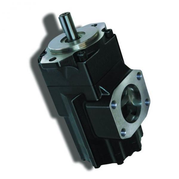 Parker / Jcb 3CX Double Pompe Hydraulique 332/F9028 33 + 23cc / Rev Fabriqué en #2 image