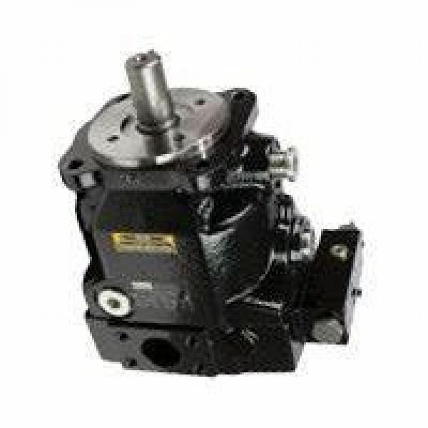Véritable Neuf Parker / Jcb Double Pompe Hydraulique 20/925578 33+ 23cc / Rev À #2 image