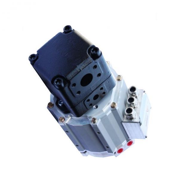Parker / Jcb 3CX Double Pompe Hydraulique 332/F9028 33 + 23cc / Rev Fabriqué en #3 image