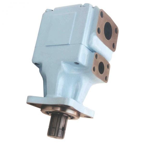 Véritable Neuf Parker / Jcb Double Pompe Hydraulique 332/F9030 36 + 29cc / - à à #3 image