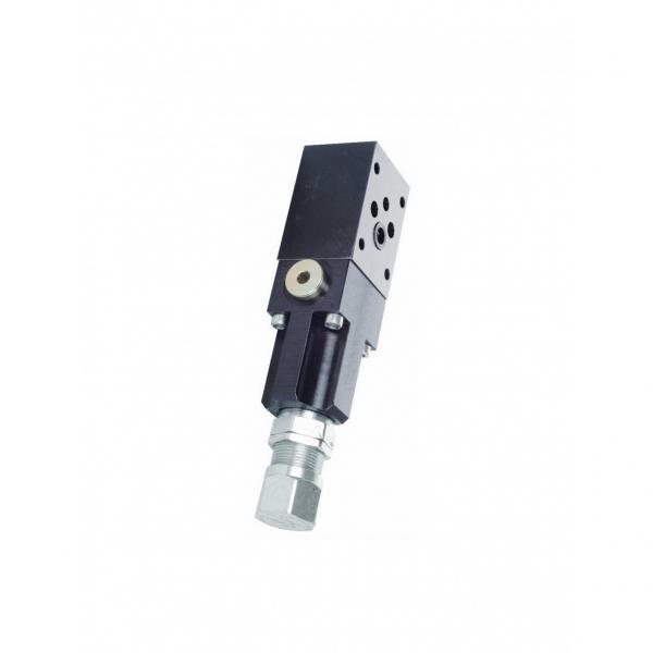 Manomètre hydraulique contrôle de pression manomètre glycérine Ø63 0-10 BAR #2 image