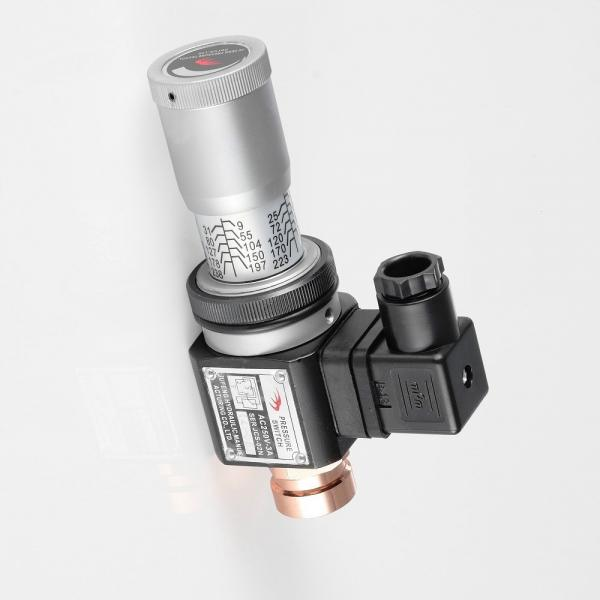 Manomètre hydraulique contrôle de pression manomètre glycérine Ø63 0-10 BAR #1 image