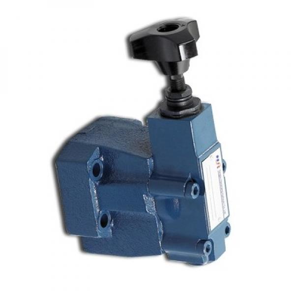 Manomètre hydraulique contrôle de pression manomètre glycérine Ø63 0-6 BAR #3 image