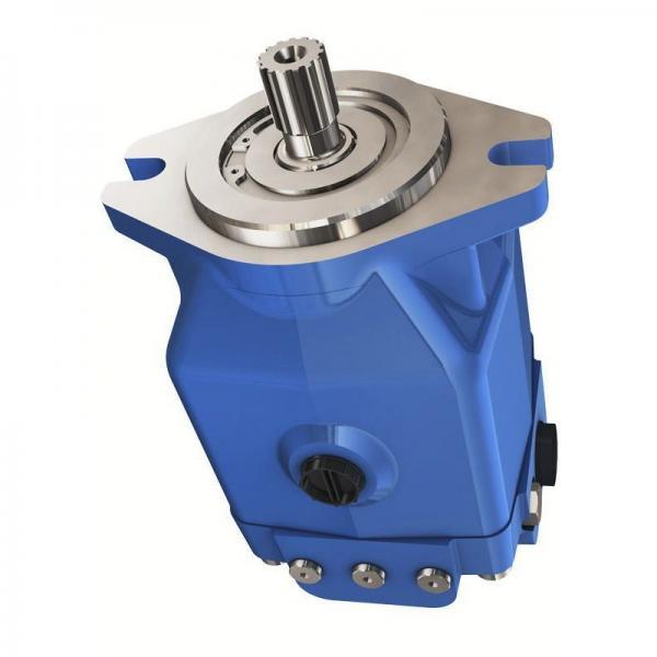 Accouplement complet pompe hydraulique standard EU et moteur 0.12-0.18 KW #3 image