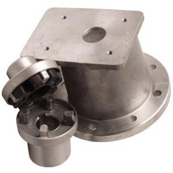 Accouplement complet pompe hydraulique standard EU et moteur 0.25-0.37 KW #3 image