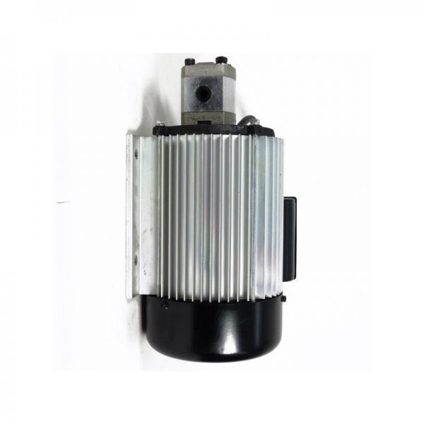 Accouplement complet pompe hydraulique standard EU et moteur 0.12-0.18 KW #1 image