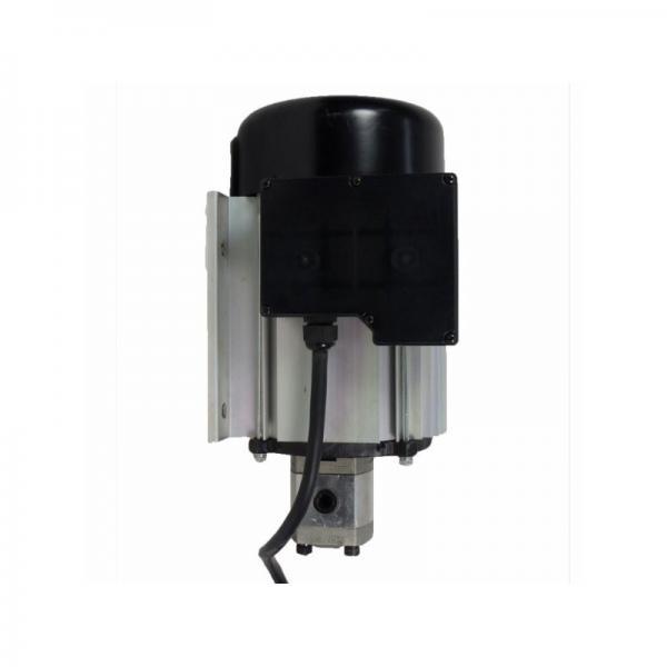 Accouplement complet pompe hydraulique standard EU et moteur 0.12-0.18 KW #2 image
