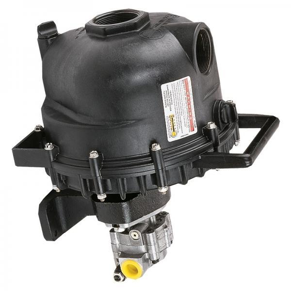 Accouplement complet pompe hydraulique standard EU et moteur 0.25-0.37 KW #2 image