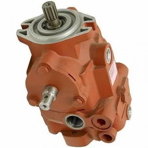 Hydraulique Ceinture Conduit Simple Agissant Solénoïde Sortie Power Unité 2.5 L #2 image