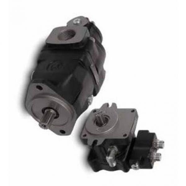Huile Hydraulique HV 68 205 Litres #1 image
