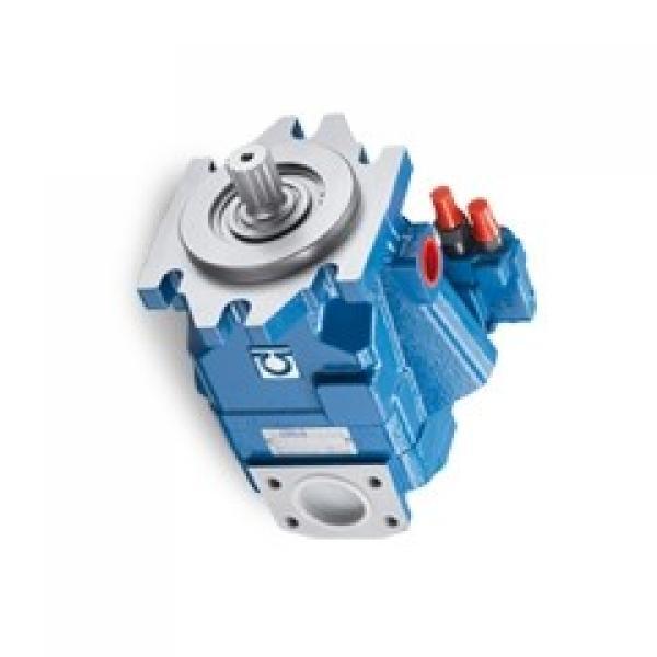 BOSCH REXROTH hydraulic axial piston fixed pump A17FO023/10NLWK0E81-0 R902162388 #3 image