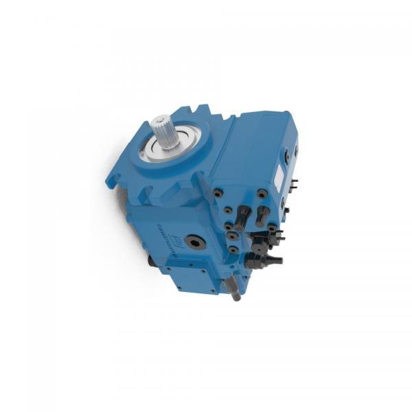 Bent axe Hydraulique Pompe à piston 105 L 350 bar droit ROTATION £ 400 + TVA = 480 £ #3 image