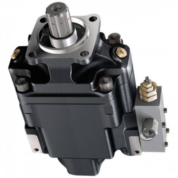 Bent axe Hydraulique Pompe à piston 85 L 350 bar gauche ROTATION £ 400 + TVA = 480 £ #2 image