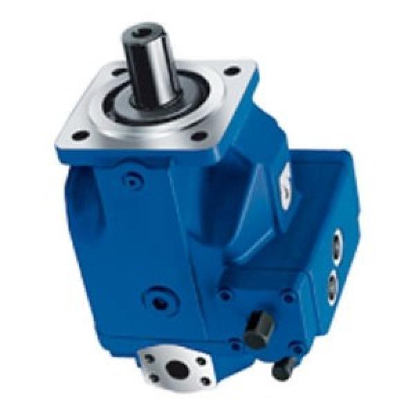 Bent axe Hydraulique Pompe à piston 85 L 350 bar gauche ROTATION £ 400 + TVA = 480 £ #1 image