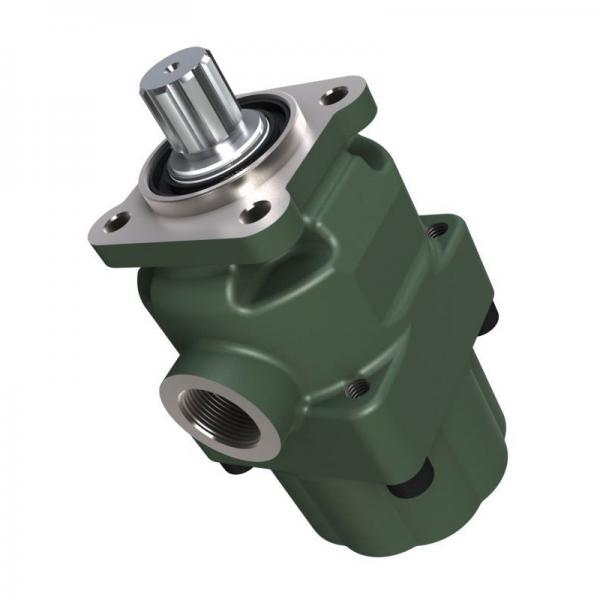 Pompe Hydraulique 8 pistons 24cm³ adaptable John Deere RefOEM AR103033, AR103036 #3 image