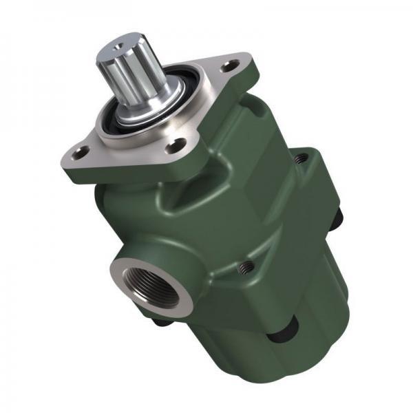 Pompe Hydraulique A Pédale À Double Piston - Code bgs1613 FBGS1613 BGS Atelier #1 image