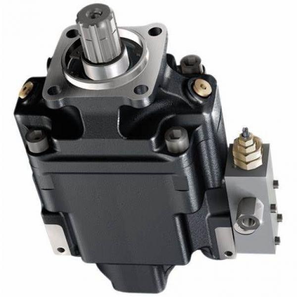 Denison (Parker) Hydraulique Pompe à piston P260H-2R1D-Z10-EO-M2 Boucle Ouverte, haute pres #1 image