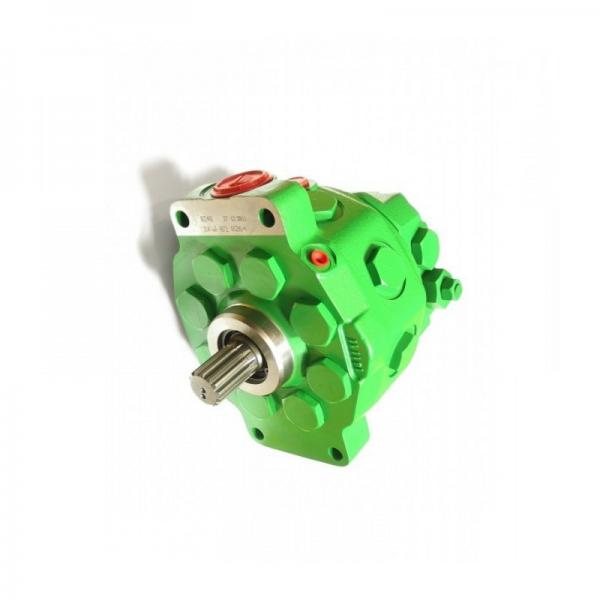 Bent axe Hydraulique Pompe à piston 85 L 350 bar gauche ROTATION £ 400 + TVA = 480 £ #3 image