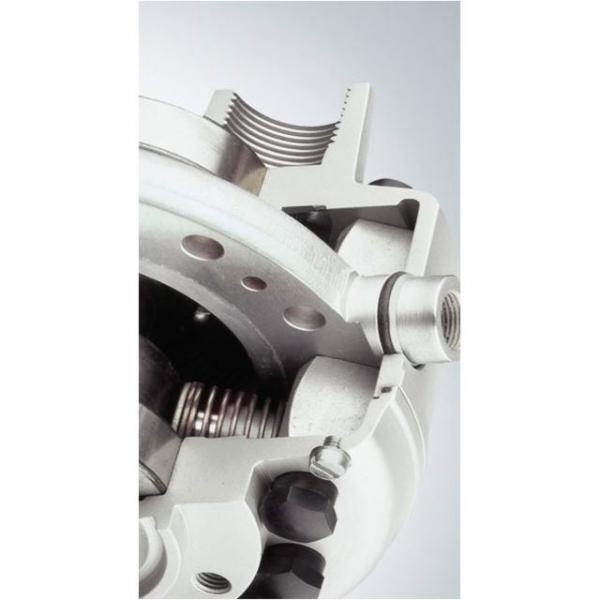 Bent axe Hydraulique Pompe à piston 65 L jusqu'à 440 Bar Gauche ROTATION £ 400 + TVA = 480 £ #1 image