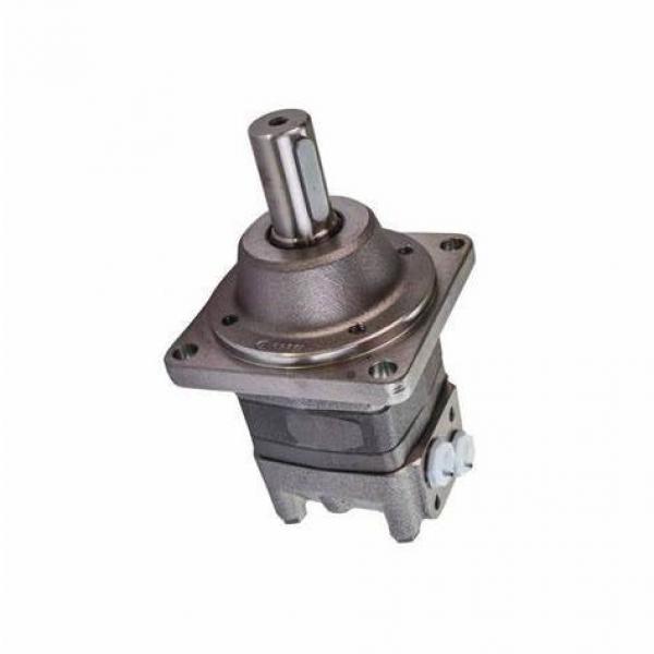 M + S EPM400C moteur hydraulique 400/CC (Danfoss OMP remplacement) 25 mm arbre-EMP400M #2 image