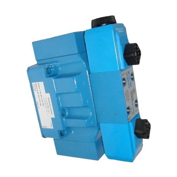 Distributeur hydraulique 2 sections Vannes direction 40L 2 leviers double action #3 image