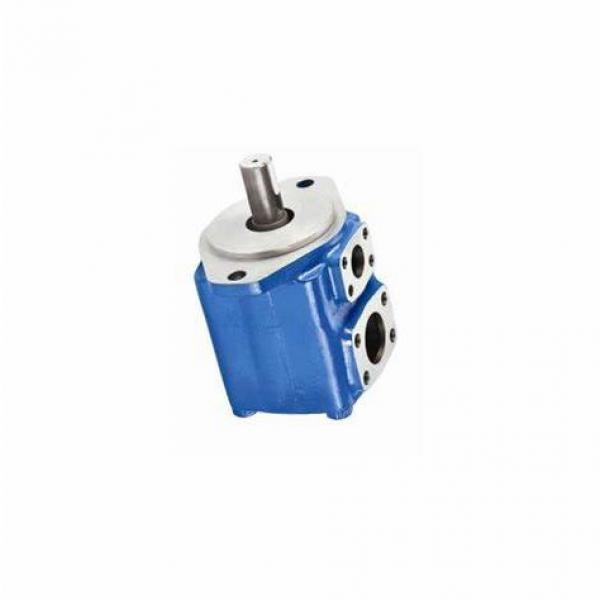 Distributeur hydraulique 2 sections Vannes direction 40L 2 leviers double action #1 image