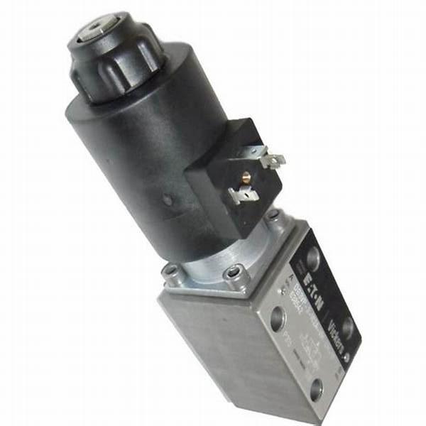 Eaton Vickers Hydraulique Vannes - Dgmpc 3 Abk Bak 41 (Double) 1-11337 #1 image